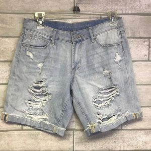 Articles of Society distressed shorts size 25